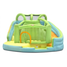 Little Tikes® 2-in-1 Wet 'n Dry Bouncy House and Water Slide
