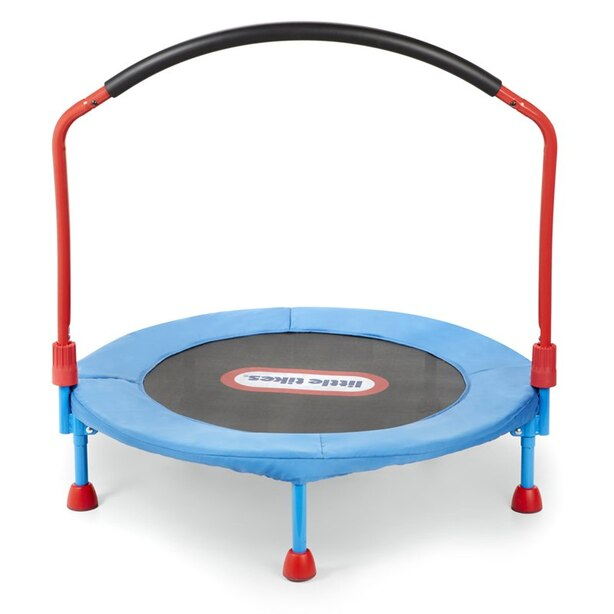 Little Tikes Easy Store 3 ft Trampoline