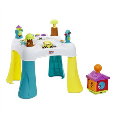 Little Tikes® Fantastic Firsts™ Grow-with-Baby Activity Table Switcharoo