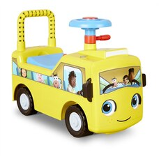 Little Baby Bum Wheels on the Bus Scoot and Push Ride On Official by Little Tikes