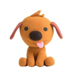 "Sago Mini Harvey the Dog 8"" Plush"