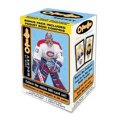 GROSNOR 2018-19 NHL O-PEE-CHEE BLASTER Collector Cards