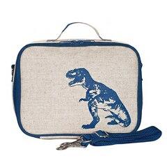 Boîte à lunch – Dinosaure bleu