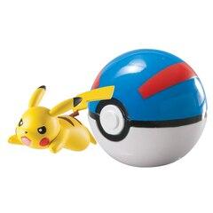 Pokemon Clip and Carry Poke Ball (Styles May Vary)