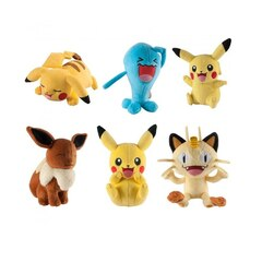 "Pokemon 8"" Plush (Styles May Vary)"