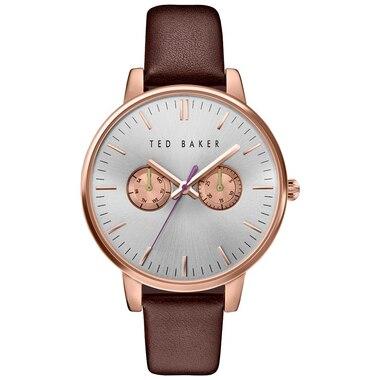 Ted Baker® Women's Dress Sport Watch - Brown