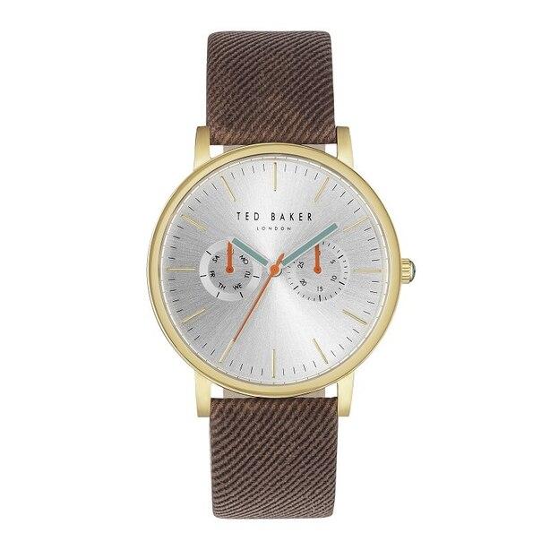 Ted Baker Brit Men's Brown 40mm Watch