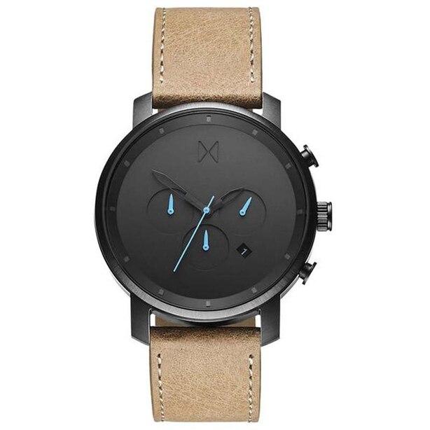 Mvmt Men'S Chrono 45 Collection Watch - Gunmetal Sandstone, Size 45Mm
