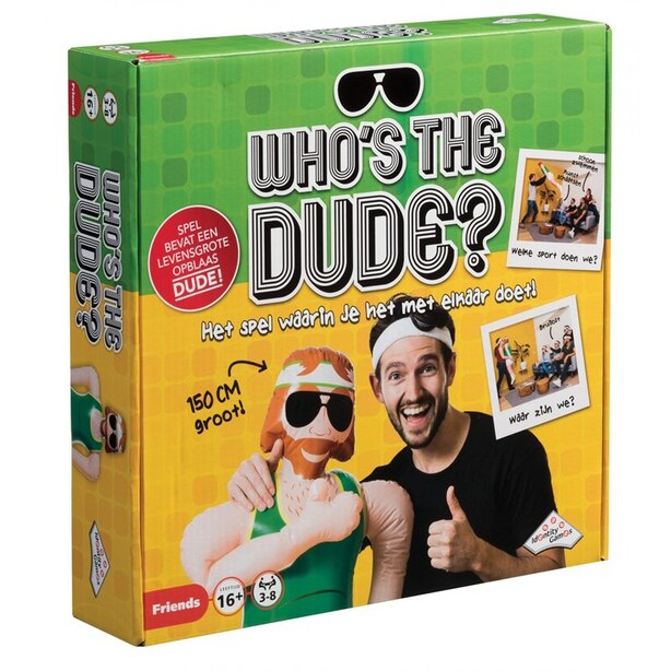 Who's the Dude