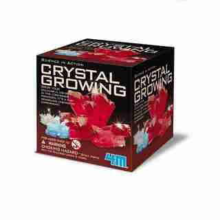 4M Crystal Growing Kit - Assorted Colours