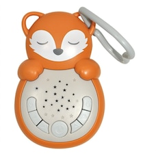 Cloud B® Sweet Dreamz on the Go™ Baby Sound Machine Soother Rusty Fox