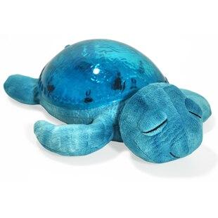 Tranquil Turtle™ Night-Light – Aqua