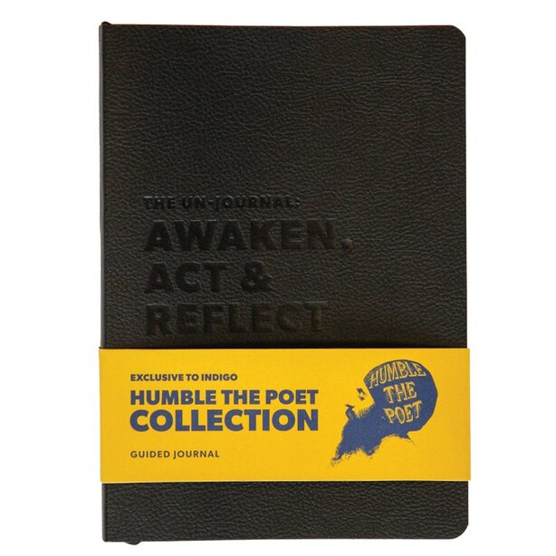 HUMBLE THE POET AWAKEN, ACT & REFLECT GUIDED JOURNAL