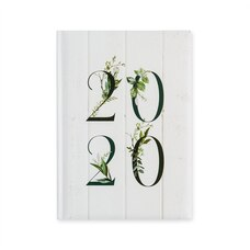 2020 12-MONTH PLANNER GREENERY