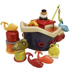 B. Toys FISH & SPLISH™ BOAT BATH TOY