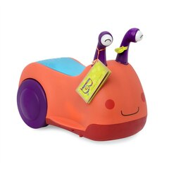 B, Buggle Wuggly Jouet porteur avec sons et lumières