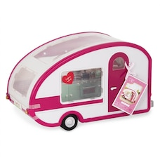 "Lori RV Camper for 6"" Doll"