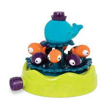 Whirly Whale Sprinkler™ for Kids
