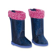 Rainy Day Shine! Glitter Rainboots