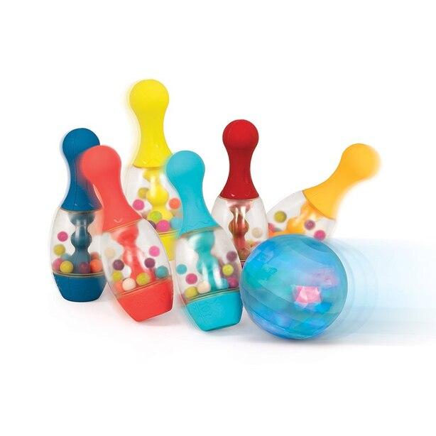 B. Toys Light-Up Bowling Set