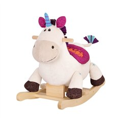 B. Dilly-Dally the Rocking Unicorn