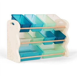 B. Storage Bin Organizer - Mint