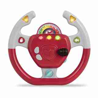 Battat Geared to Steer Driving Wheel