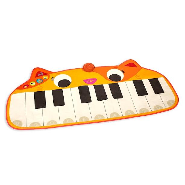 "62.75"" Meowsic Cat MUSICAL FLOOR PIANO"