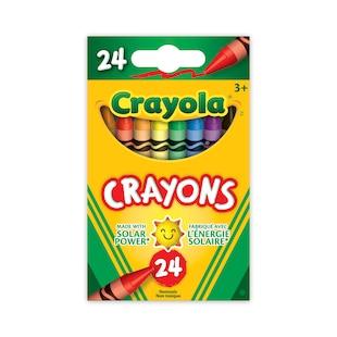 Crayola 24 Pack Crayons