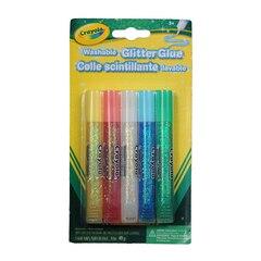 Crayola 5ct Washable Glitter Glue