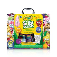 Crayola Silly Scents Inspiration Art Case