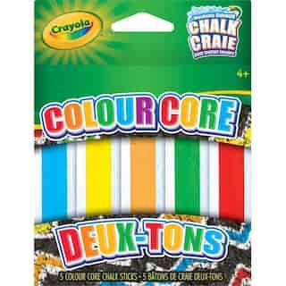 Crayola Special FX Colour Core Chalk