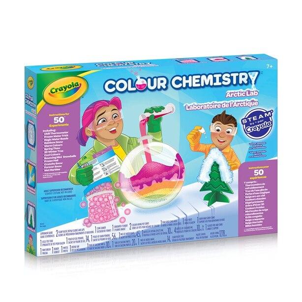 Crayola Colour Chemistry Arctic Set