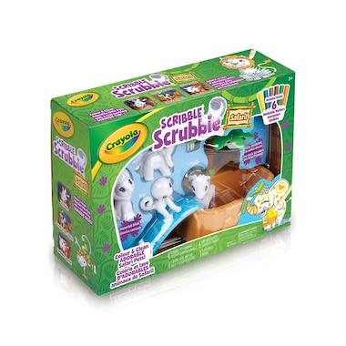 Crayola Scribble Scrubbie Safari Set