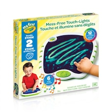 Crayola My First Mess Free Touch Light