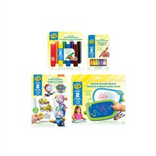 Crayola® Colouring and Drawing Tools Kit Toddler Stage 2