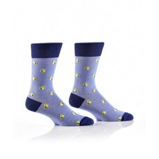 MEN'S RUBBER DUCKY SOCKS
