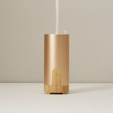 AURIA TRAVEL ULTRASONIC DIFFUSER GOLD
