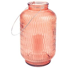 Murphy Glass Vase – Coral