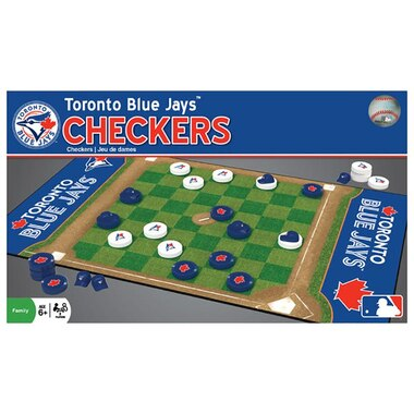 Toronto Blue Jays Checkers