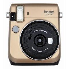 Fujifilm Instax Mini 70 Instant Camera - Gold