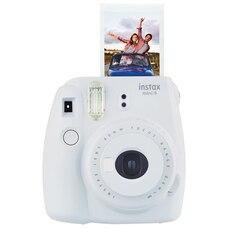 Fujifilm Instax Mini 9 Camera - Smokey White