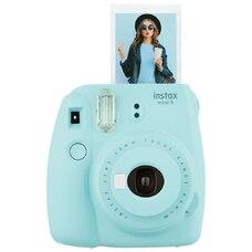 Fujifilm Instax Mini 9 Camera - Ice Blue