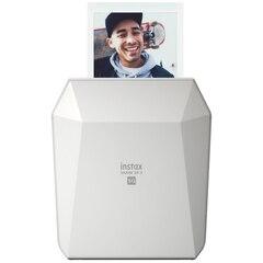 FUJIFILM Instax® Square SHARE™ Smartphone Printer SP-3 White