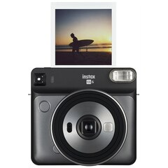 FUJIFILM INSTAX SQUARE SQ6 Instant Camera - Graphite Grey