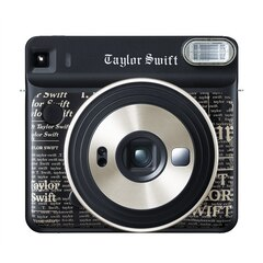 FUJIFILM INSTAX SQUARE SQ6 INSTANT CAMERA - TAYLOR SWIFT EDITION