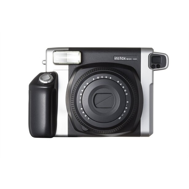 Fujifilm Instax WIDE 300 Instant Camera - Black