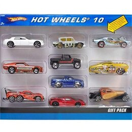 Hot Wheels Basic 10 Pack