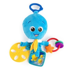 Baby Einstein - Activity Arms Octopus Take-Along Toy