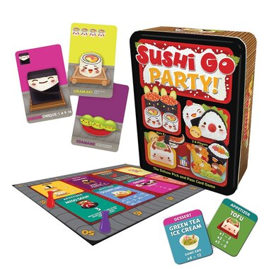 sushi go party giveaway